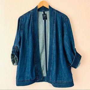 GAP Kimono Denim Jacket